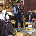 Masarat Foundation for cultural and media development Orgenizedin collaboration withVision Organization in Karbala field visit forA group of young people to MandiMandaean community in Baghdad
