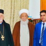 Masarat hold discussion with clerics on challenges facing Iraqi society
