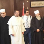 Iraqi Civilian Institutions Hold Dialogue Sessions with Lebanese Clerics