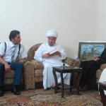 Meeting Supreme Shiite Islamic Council President in Lebanon