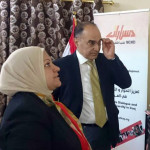 Masarat Hosts Member of Council of US-Iraqi Relations