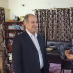 Thinker Abdul-Jabbar Al-Rifai Visits Masarat