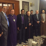 Iraq hosts Iraqi and American spiritual meeting