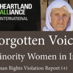 Masarat Launches a Report Detailing Situations of Iraqi Minority's Women