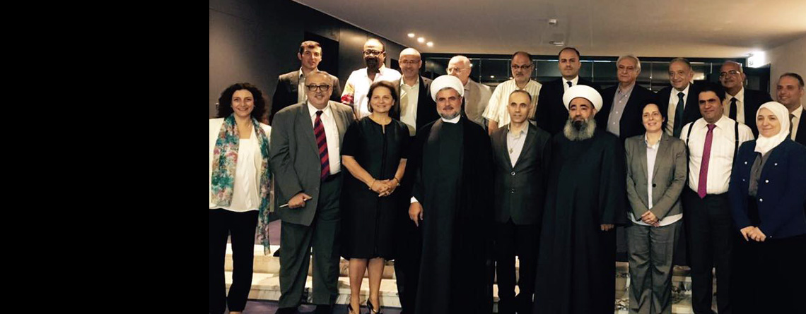 Masarat Took Part in Regional Expert Meeting on Religious Freedom in Beriut