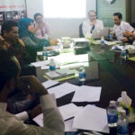 Legal committee holds its meetings in Masarat in an attempt to get a draft law on minority rights