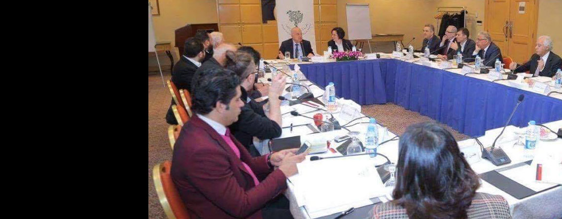 MASARAT Institution Represents Iraq in the Arab Experts Committee to Observe the Status of Christian People