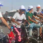 Al-Fallouja Hosts the First Bike Race